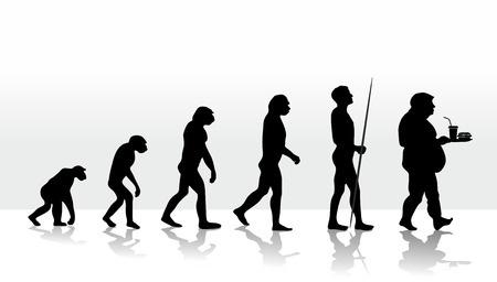 Human evolution and eating habits