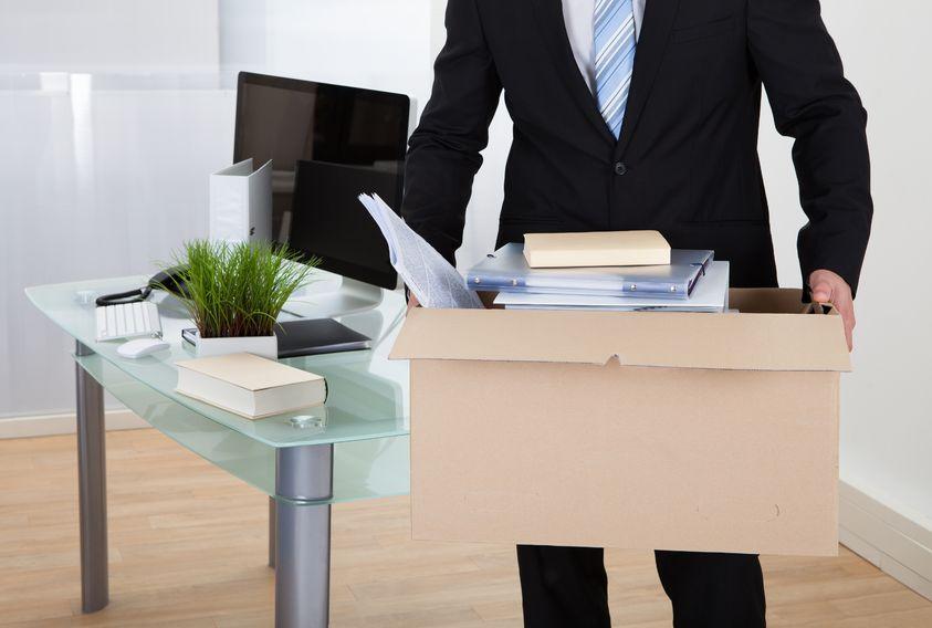Layoff stress